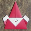 Activit s manuelles enfants et bricolages - Origami sapin de noel facile ...