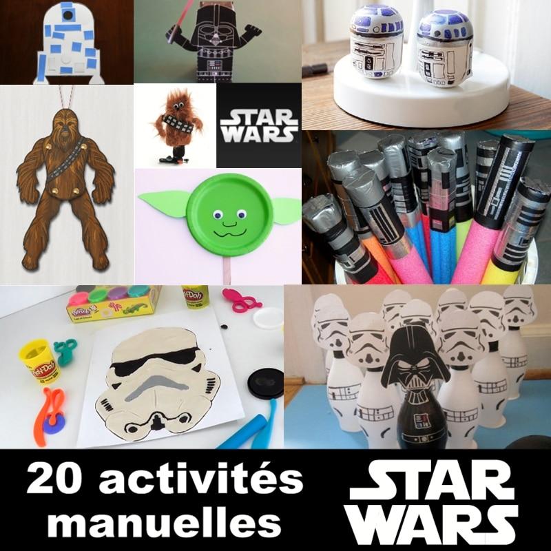 Bricolage Star Wars 20 Idees Creatives