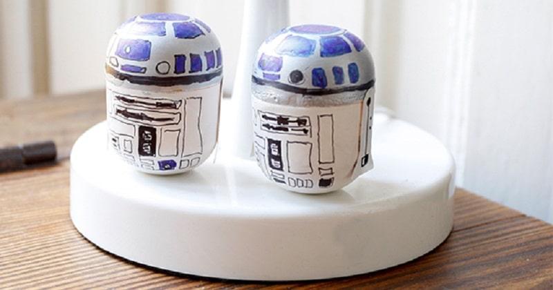Préférence Bricolage Star Wars : 20 idées créatives ! CA11