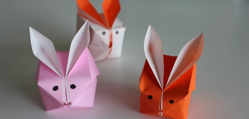 Origami Lapin