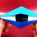 Origami œil de monstre