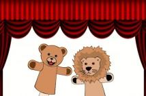 fabriquer un théâtre de marionnettes