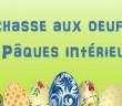 hasse aux œufs de Pâques intérieure