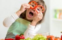 S'amuser dans la cuisine avec les enfants