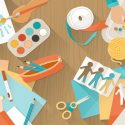 Les activités créatives aident les enfants dans de nombreux domaines