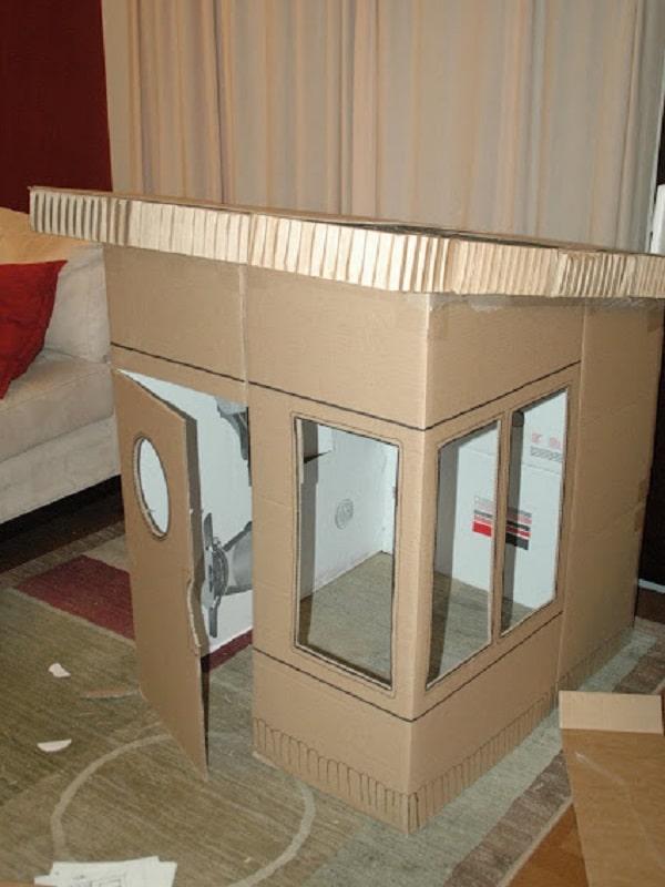 cabane en carton 3