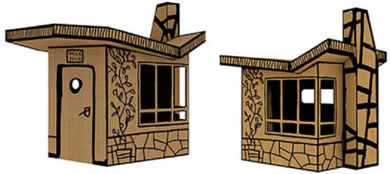 cabane en carton 9