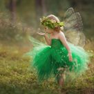 Elle crée des costumes extraordinaires pour ses enfants !