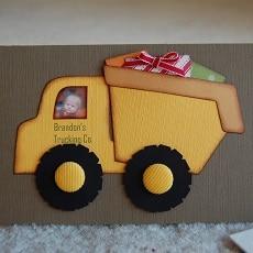 carte camion papa
