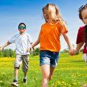 12 jeux de plein air pour que les enfants s'amusent cet été
