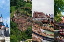 Les meilleurs parcs d'attractions d'Europe pour les enfants