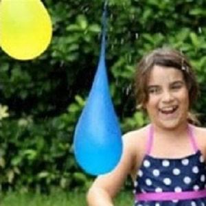 pinata ballon eau