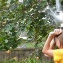 Jeu de groupe : challenge des ballons d'eau