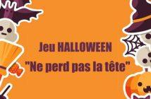 jeu 2 halloween