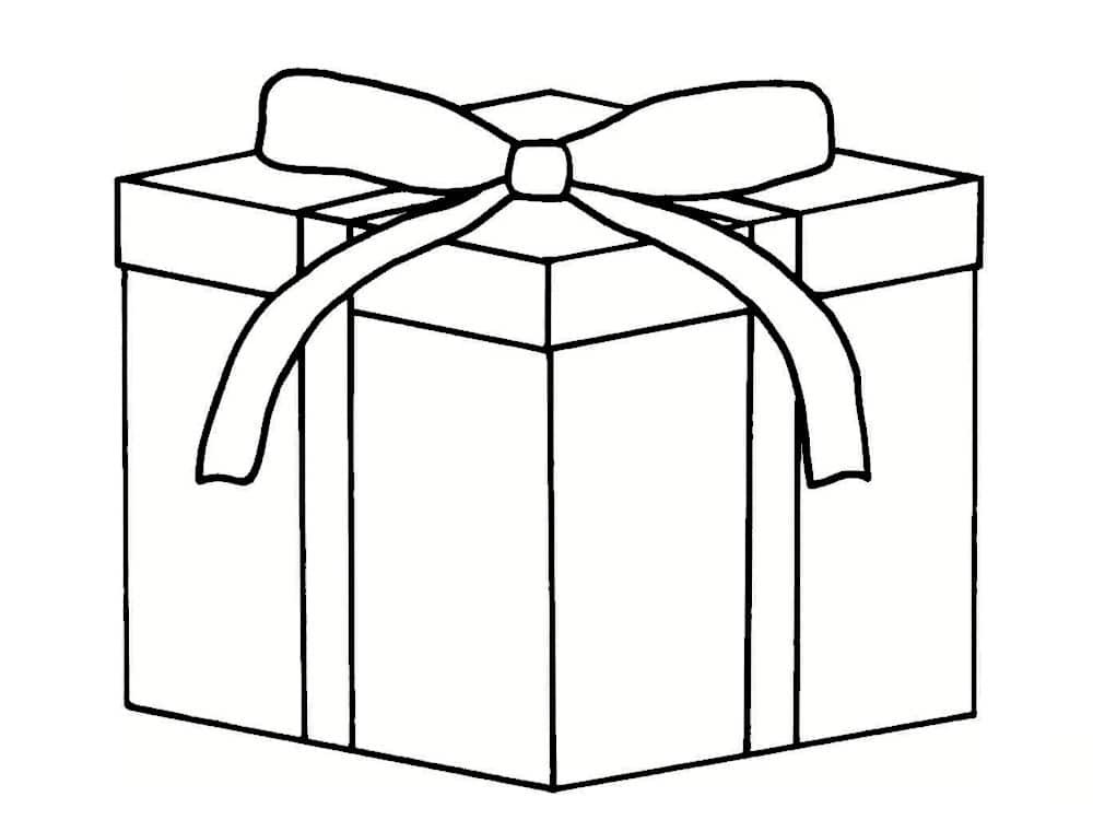 Coloriage cadeau 30 mod les imprimer gratuitement - Cadeau coloriage ...