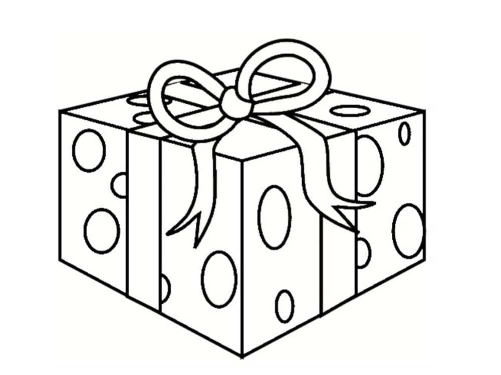 Coloriage cadeau 30 mod les imprimer gratuitement - Des images a colorier et a imprimer ...