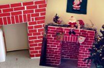 Fabriquer une cheminée en carton