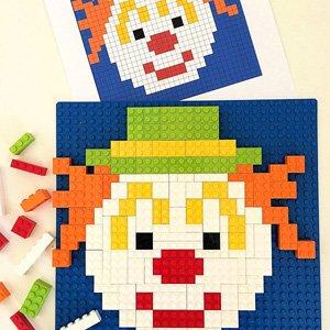 mosaique-lego-cirque