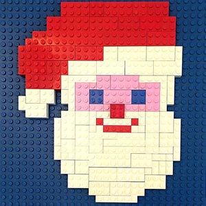 mosaique-lego-noel