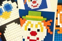 mosaiques de lego