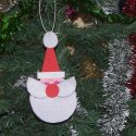 Décoration Père Noël pour le sapin