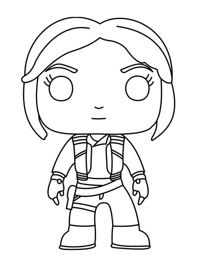 Coloriage personnage star wars 18 dessins uniques et - Dessin de personnage disney ...
