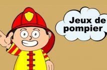 Jeux anniversaire pompier