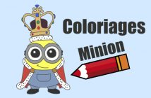 Coloriage Minion