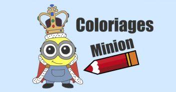 Coloriage Minion