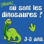 jeux anniversaire dinosaure