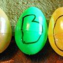 Comment créer une chasse aux œufs de l'alphabet