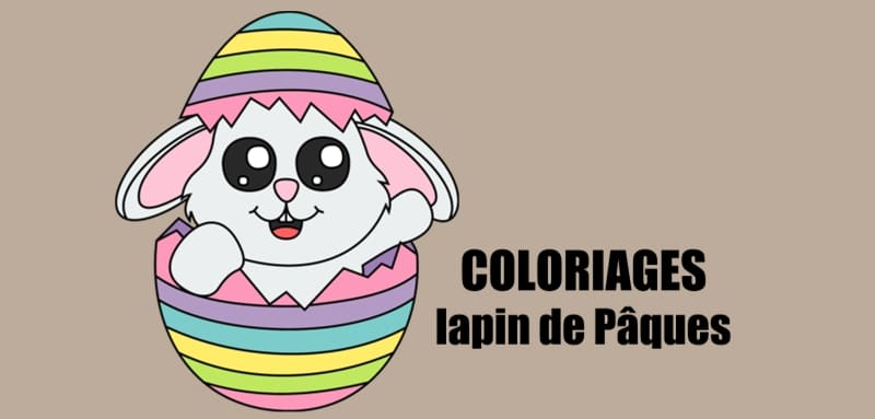 coloriage lapin de p ques 20 coloriages imprimer gratuitement. Black Bedroom Furniture Sets. Home Design Ideas