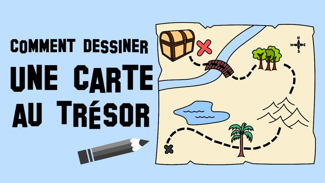 Carte Au Tresor Chasse Aux Oeufs.Creer Une Chasse Au Tresor Guide Complet Indices