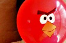 Ballons Angry Birds
