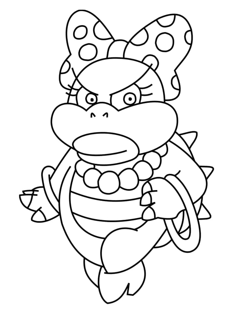 【Télécharger】 Coloriage A Imprimer Mario