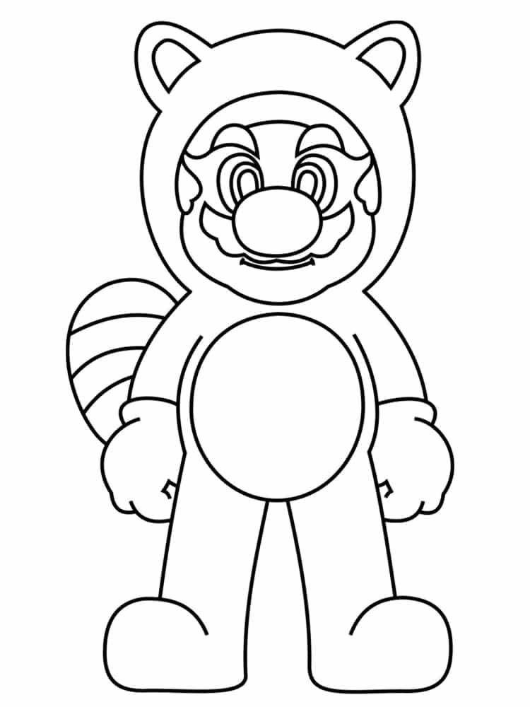 Coloriage De Mario Bros 2 Colorier Les Enfants