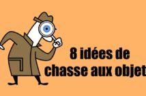 chasse aux objets