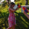 Jeux de pistolet à eau