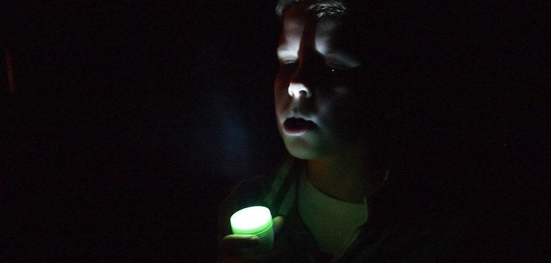 jeu de la luciole