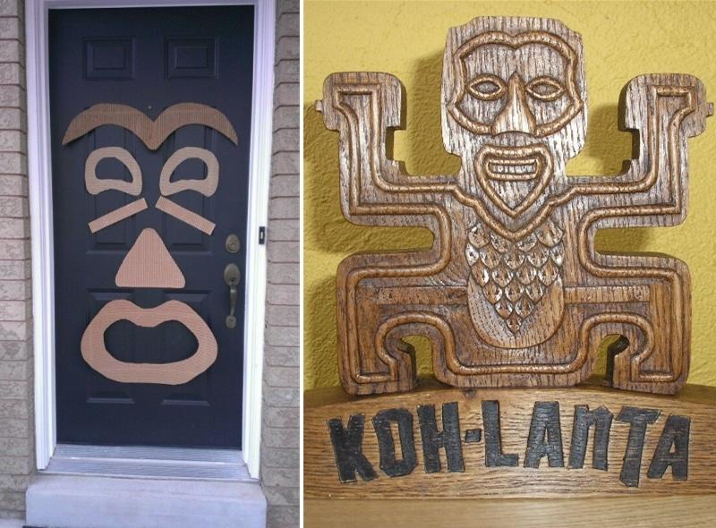 Turbo Bricolage totem Koh Lanta : des idées simples et originales KV24