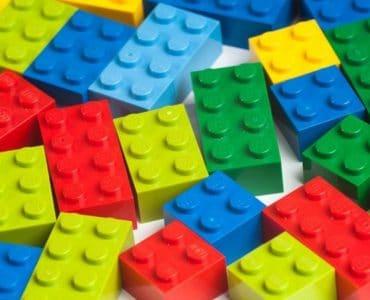 Jeu de société Lego à imprimer