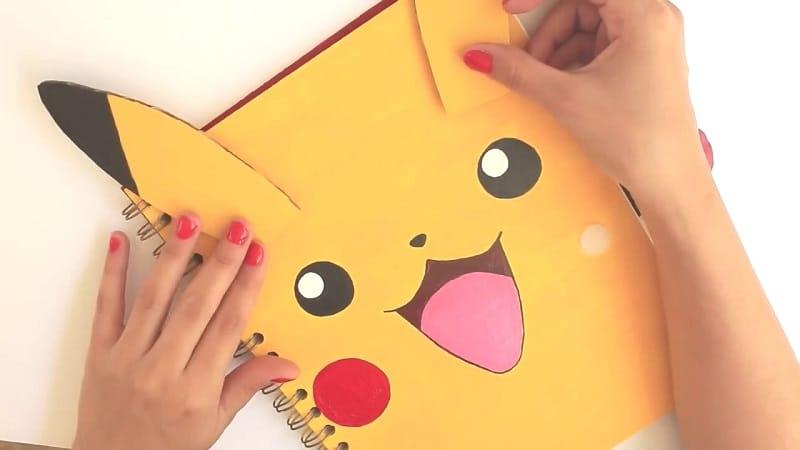 bricolage pikachu