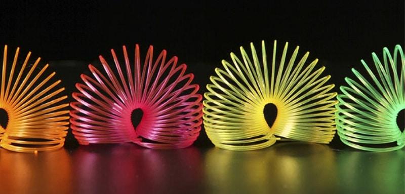 Histoire du Slinky
