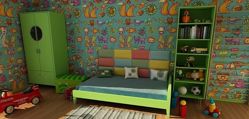 Conseils pour créer une chambre d'enfant