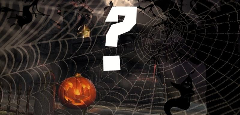 Jeu de questions pour Halloween