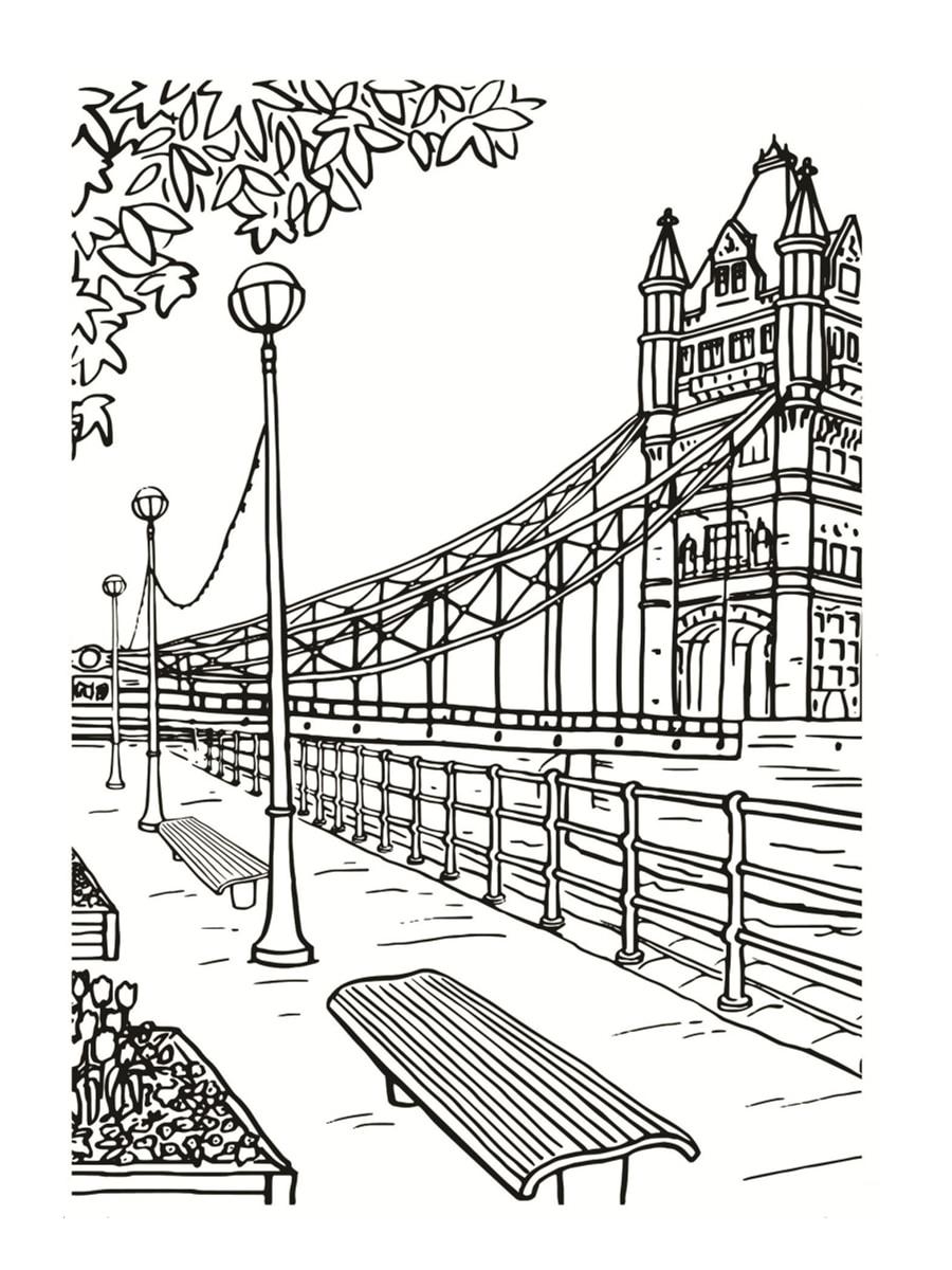 Luxe Coloriage London A Imprimer Haut Coloriage Hd Images Et