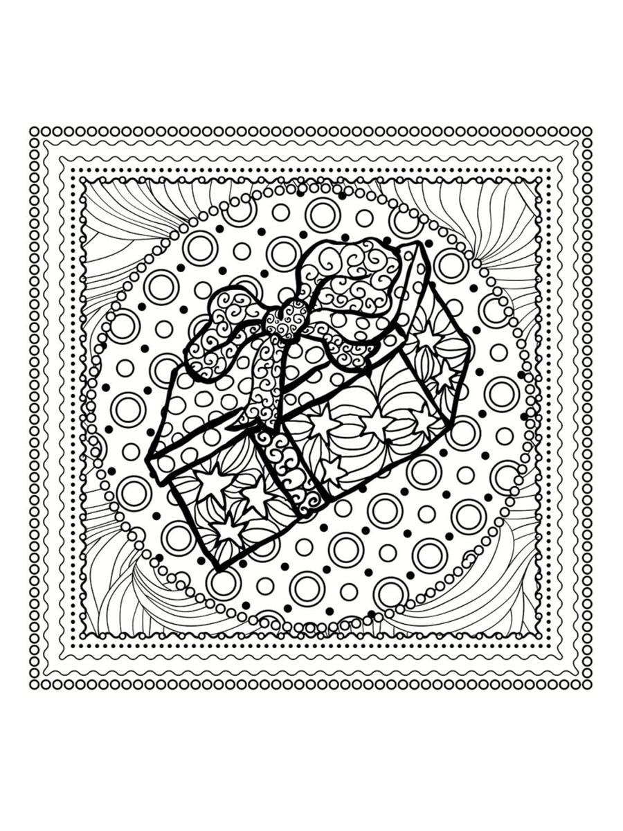 Unicorn Zentangle Simple Unicorns Coloring Pages For Adults