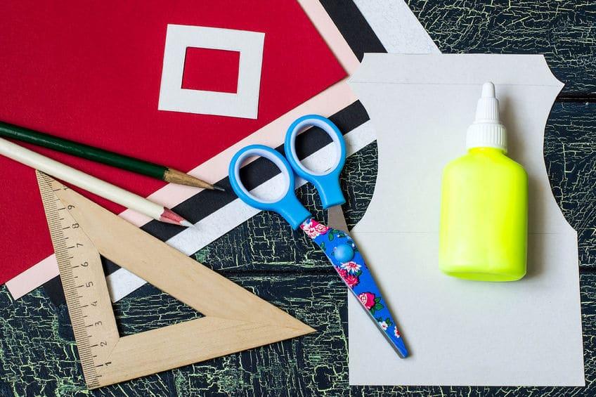 bricolage de noel en papier