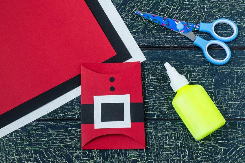 bricolage noël papier