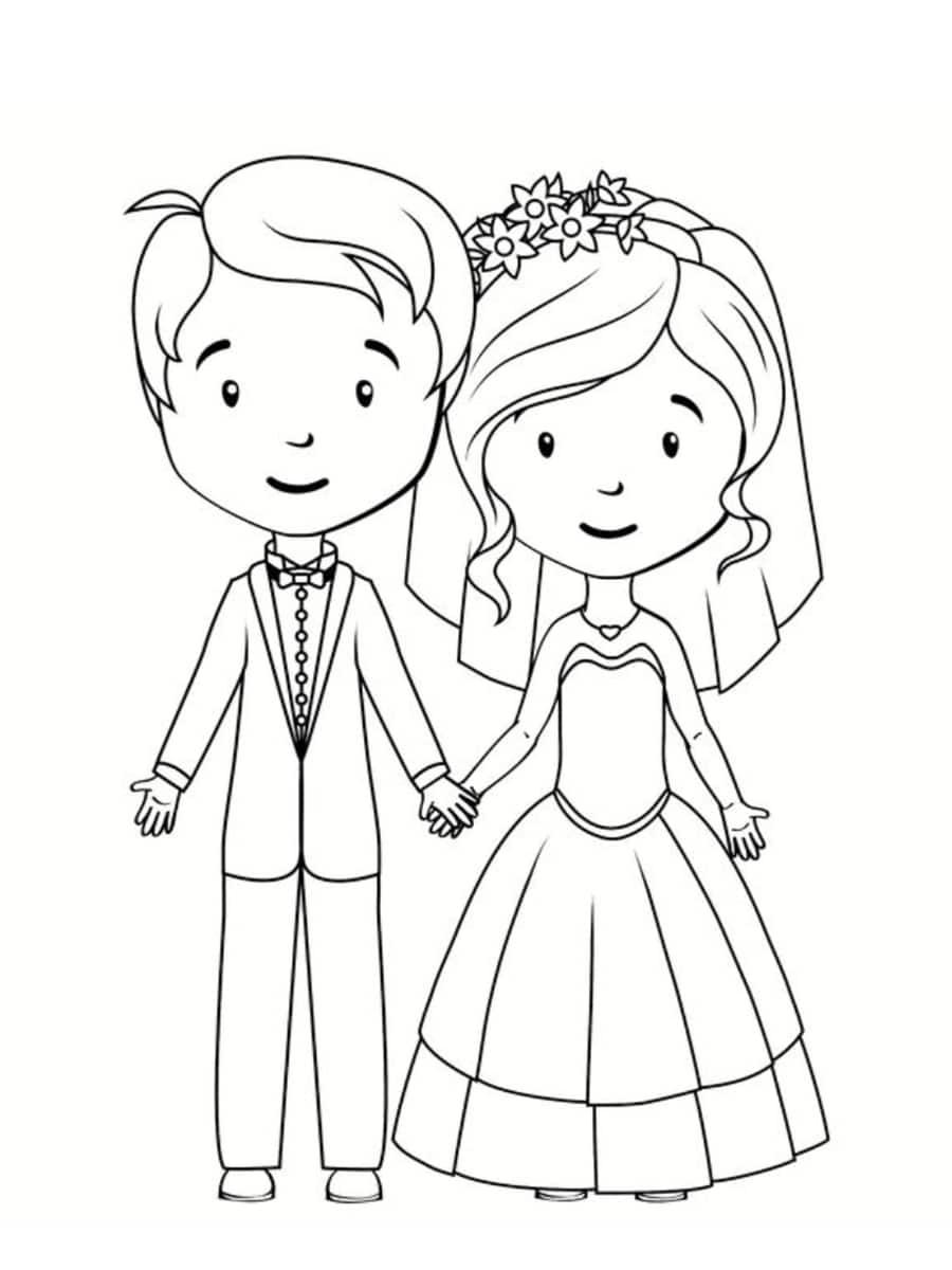 Coloriage saint valentin 40 dessins imprimer gratuitement - Coloriage d amoureux ...
